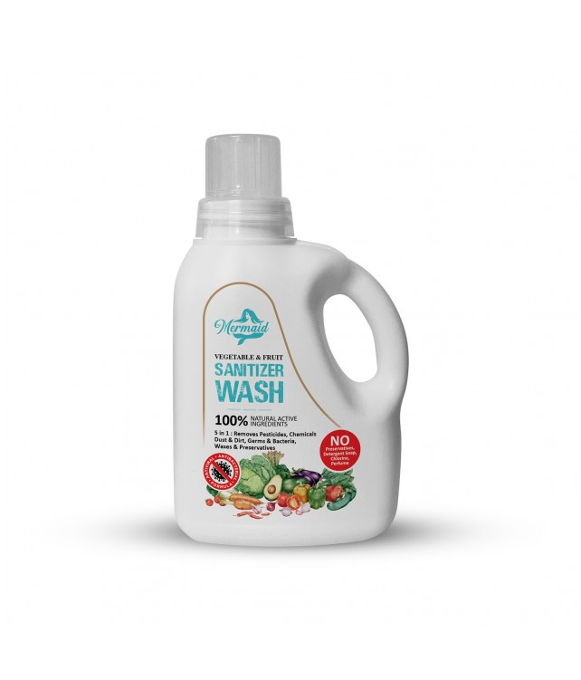 Vegetable & Fruits - Sanitizer Wash 500ml