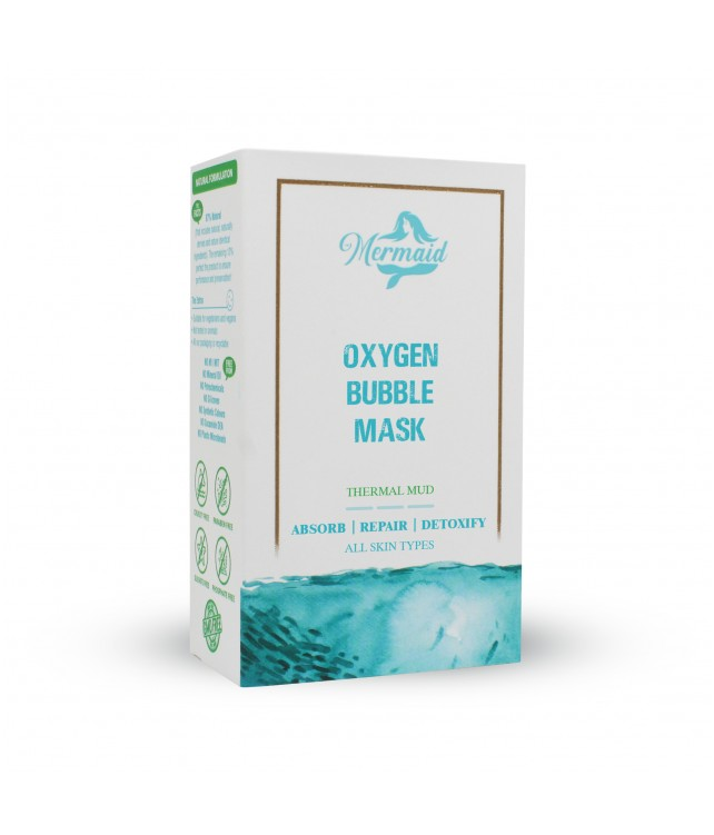 Oxygen Bubble Mask
