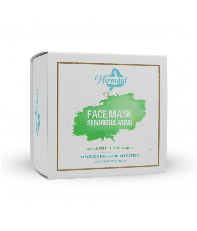 Face Mask, Seboregulating System