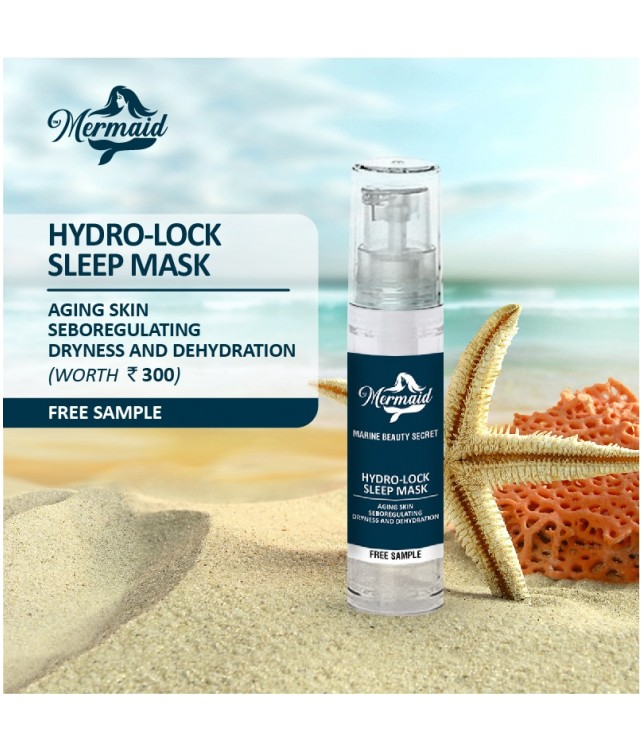 Hydro-Lock Sleep Mask 5g