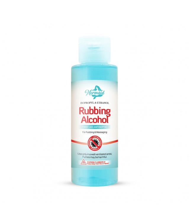 Rubbing Alcohol 120ml