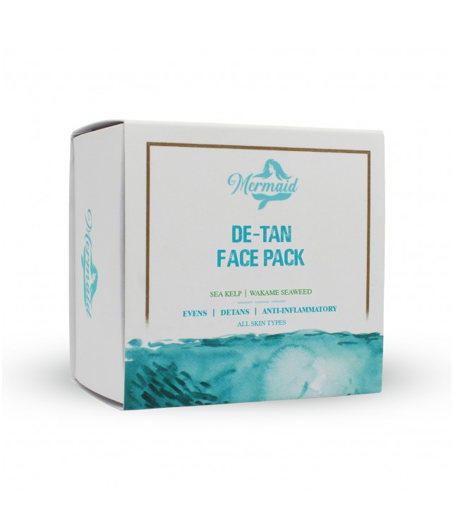 De-Tan Face Pack