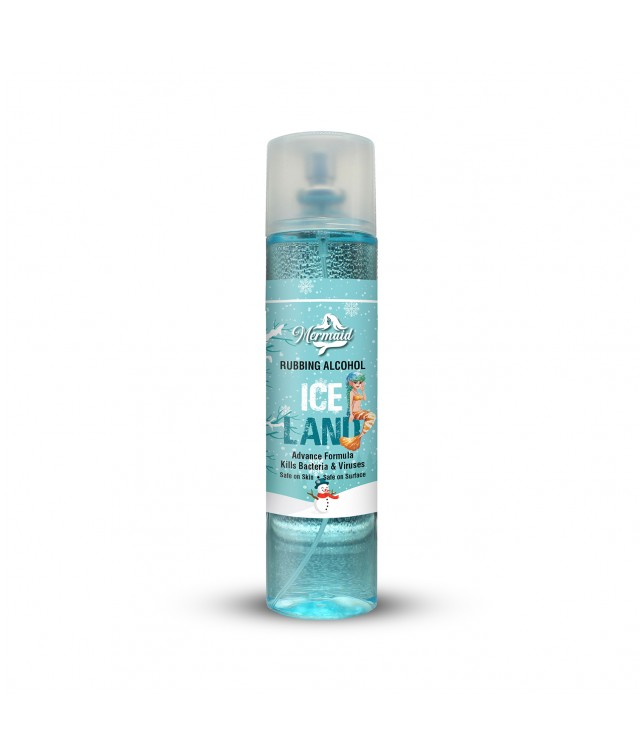 Rubbing Alcohol - Ice Land 140ml