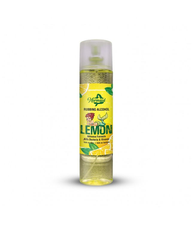 Rubbing Alcohol - Lemon 140ml