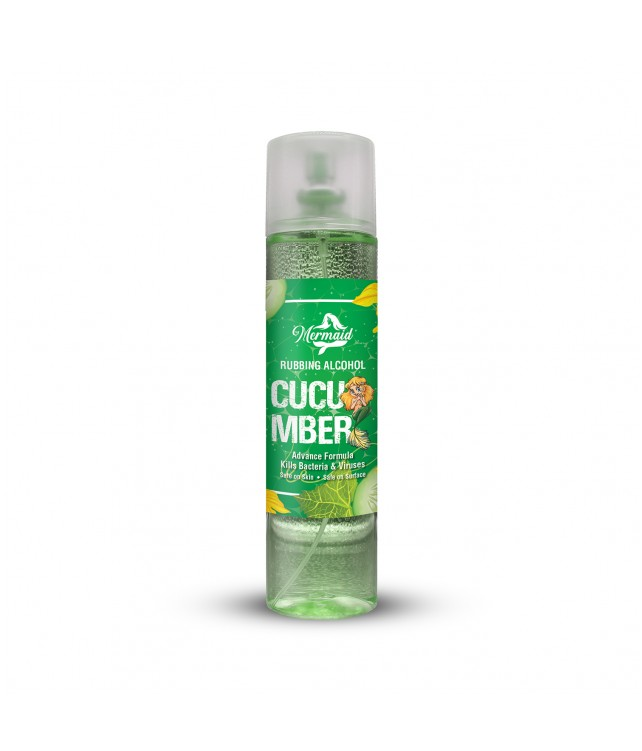 Rubbing Alcohol - Cucumber (140ml)