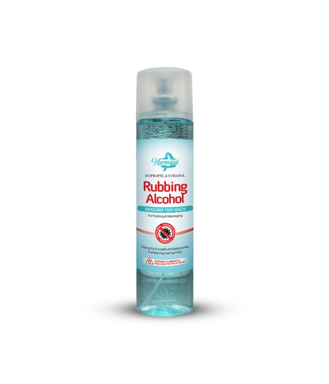 Rubbing Alcohol 140ml