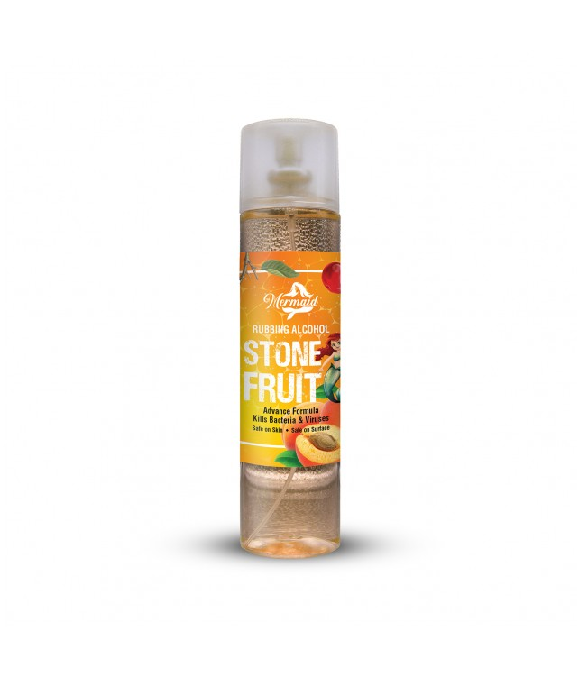 Rubbing Alcohol - Stone Fruit