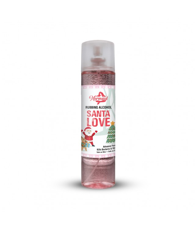 Rubbing Alcohol - Santa Love 140ml