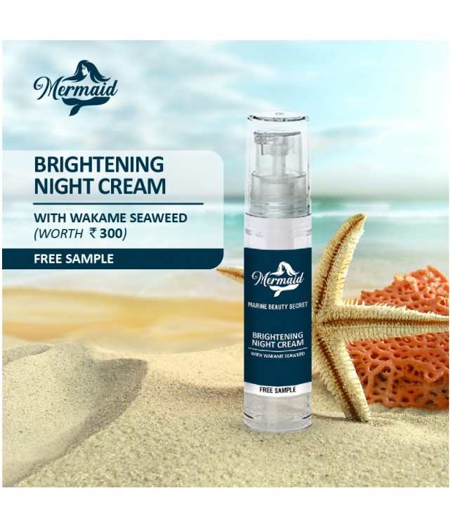 Brightening Night Cream 5g