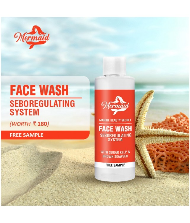 Face Wash, Seboregulating System 20ml